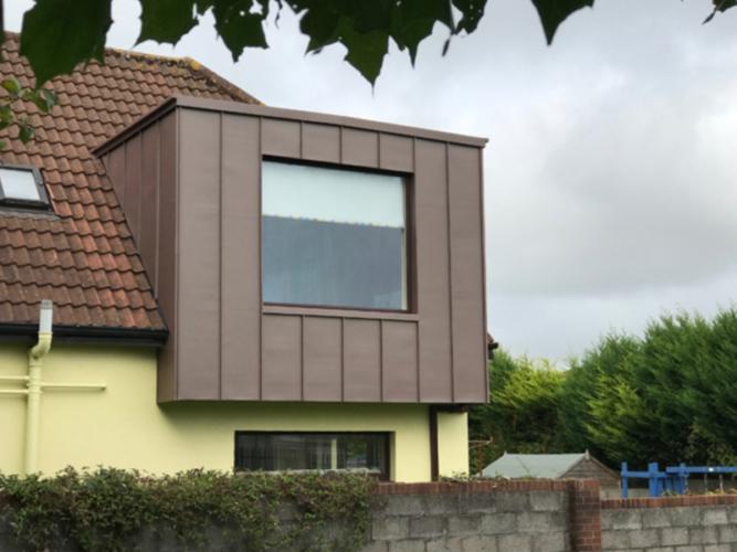 Dormer Windows - A & A Quinn Roofing