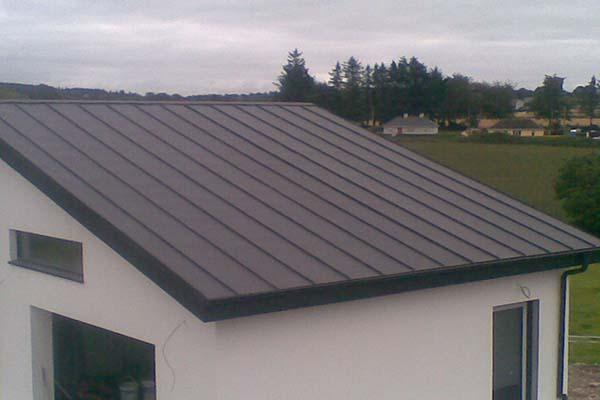 Private House Cork Vm Zinc Anthra A Amp A Quinn Roofing