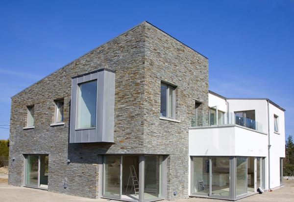 Private House Dublin Vm Zinc Natural A A Quinn Roofing