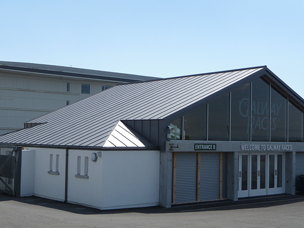 Galway Racecourse A Amp A Quinn Roofing